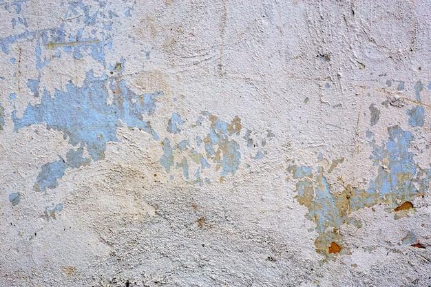 Peinture de mur en béton fissuré grungy décollant de fond