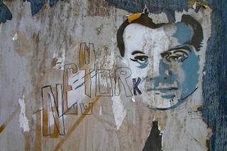 La peinture murale texture du mur