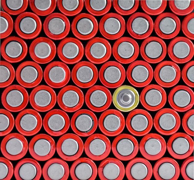 Penser différemment concept anode batterie signifie penser différemment
