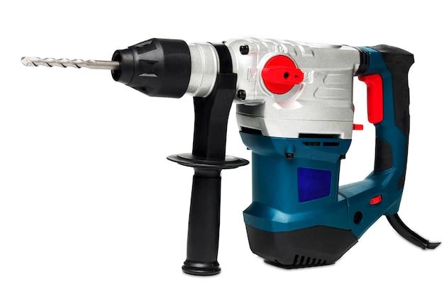 Perforateur électrique moderne de haute qualité avec poignée et perceuse
