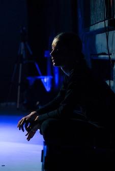 Performance de danse contemporaine