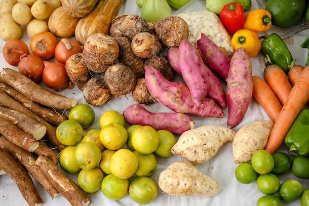 En période d'isolement social, les prix des légumes ont déjà été touchés