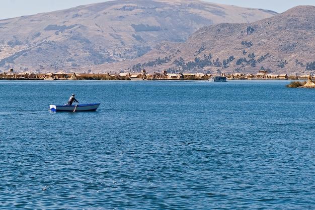 Pérou île du titicaca taquile
