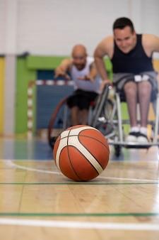 Les personnes faisant du sport en situation de handicap