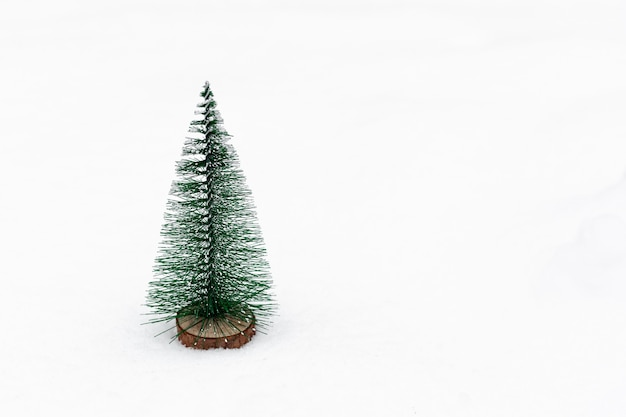 Petit arbre de noël décoratif