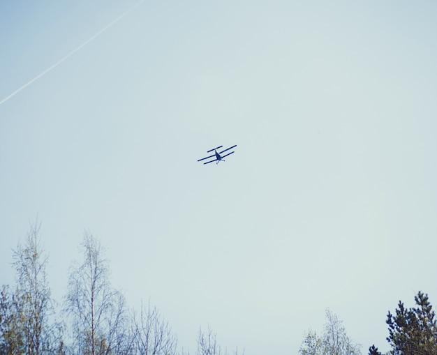 Un petit avion
