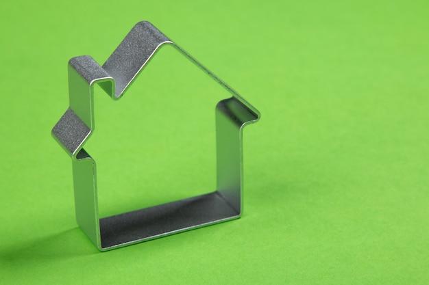 Petit modèle abstrait de maison