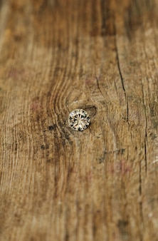 Petit morceau de diamant