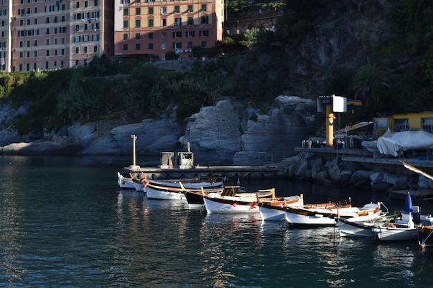 Petit port maritime de camogli