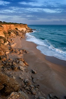 Petite baie de roche (cadix)