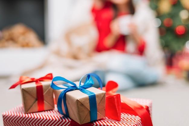 Petites boîtes à cadeaux