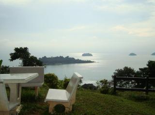Petites îles au large de koh chang