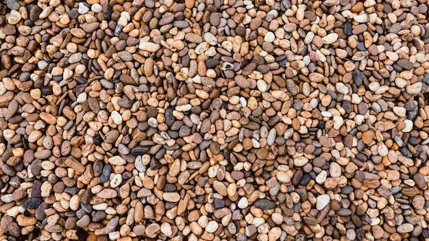 Petites roches ou fond de texture de pierre