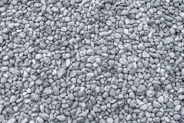 Petits cailloux ou pierres fond et texture gros plan extrême.
