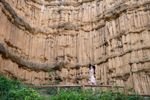 Pha chor (grand canyon de thaïlande) à chiang mai, thaïlande