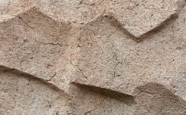 Photo de mur en béton nervuré
