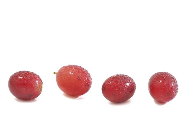 Photo de raisins rouges sans pépins