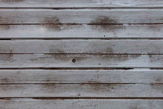 Photo rapprochée de la texture du bois. mur en bois vintage