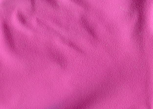 Photo de la texture de caoutchouc rose