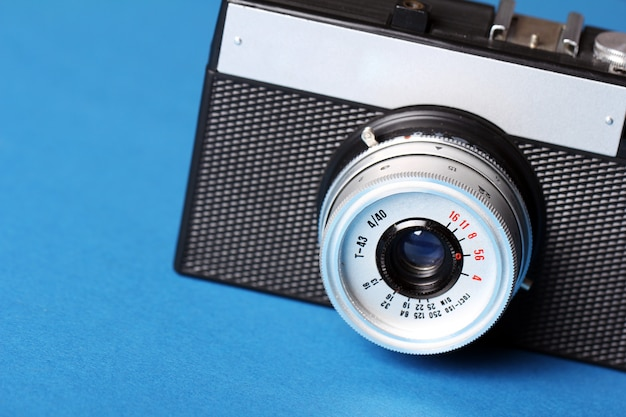 Photocamera ancienne