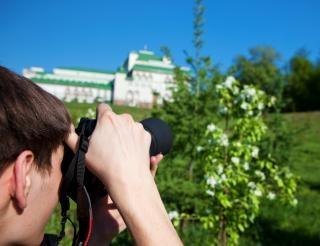 Photographe, d'été