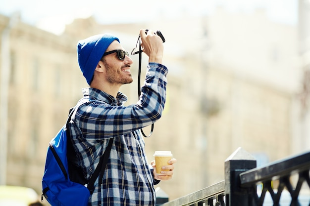 Photographe itinérant