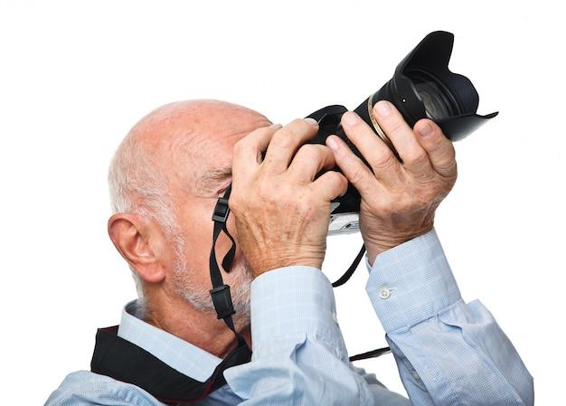 Photographe senior