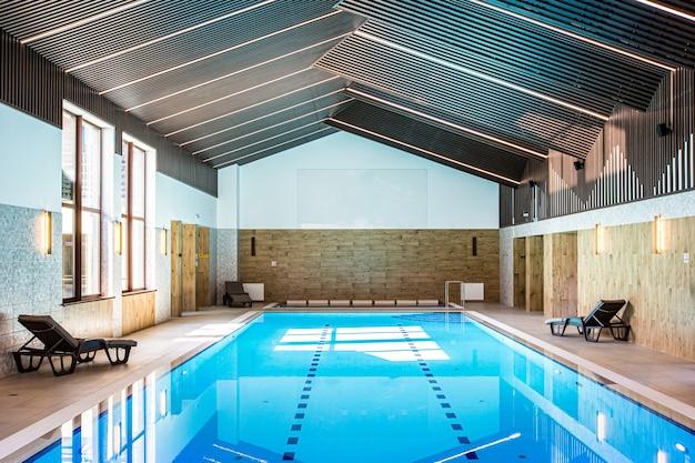 Photographie d'intérieur piscine