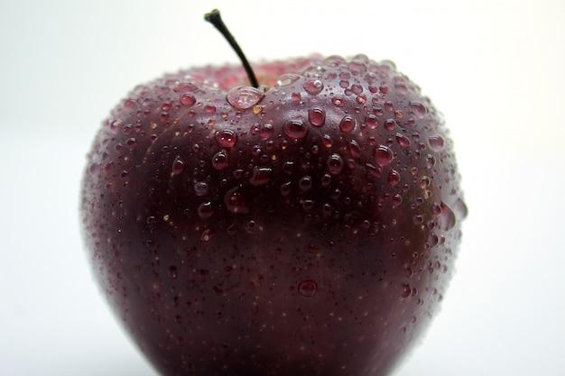 Photos de pommes rouges fraîches 6