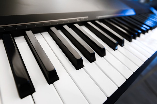 Piano et clavier de piano