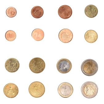 Pièce en euro - italie