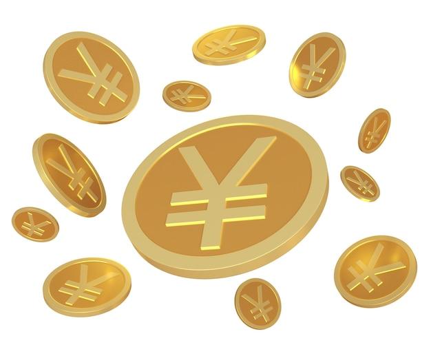 Pièce de monnaie yen