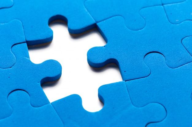 Pièce de puzzle manquante