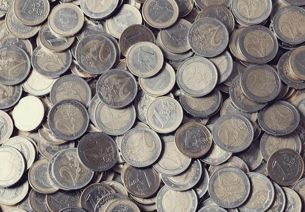 Pièces en euro