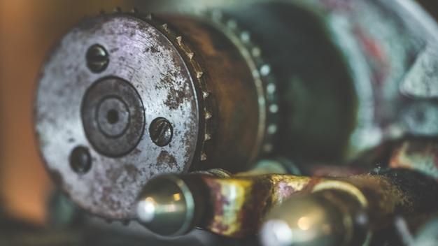 Pièces de moteur industriel