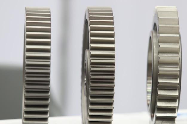 Pièces de rechange d'engrenages industriels pour machine lourde ; fond d'équipement de fabrication industrielle