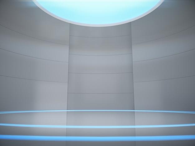 Piédestal pour fond d'écran
