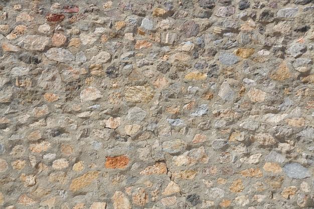 La pierre brute stuc naturel