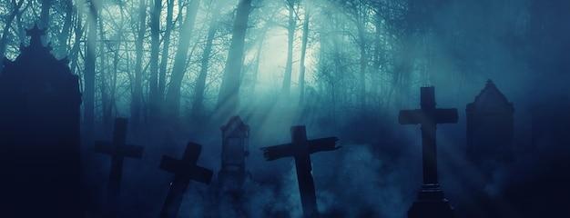Pierre tombale d'halloween