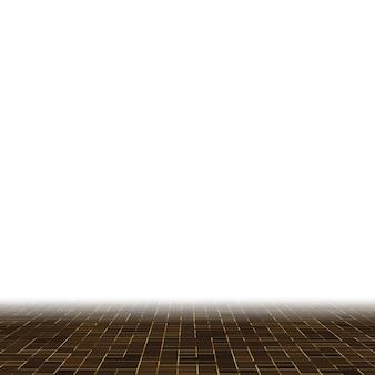 Pierres de céramique colorées abstraite texture lisse marron mosiac mosaïque de céramique abstraite ornée de...
