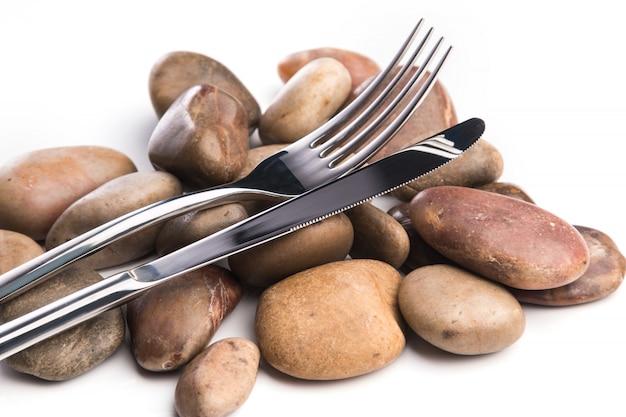 Les pierres n'ont pas d'âme, mangez-les!
