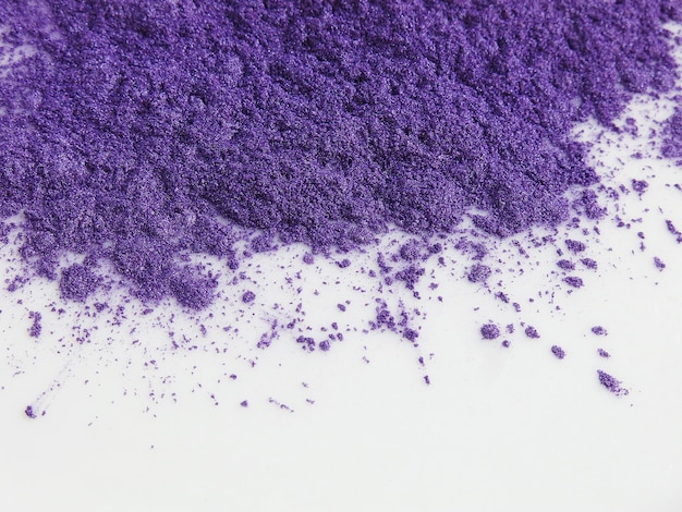 Pigments de poudre de mica violet pour les cosmétiques