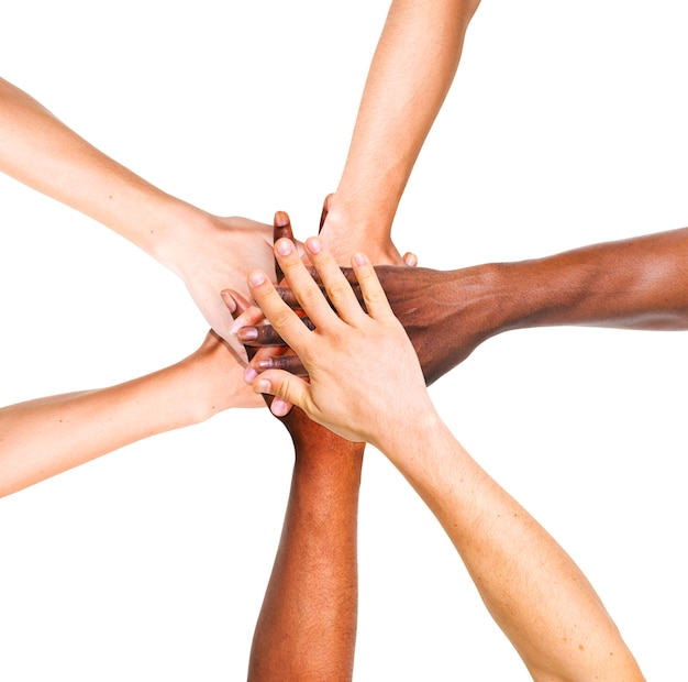 Pile de main divers