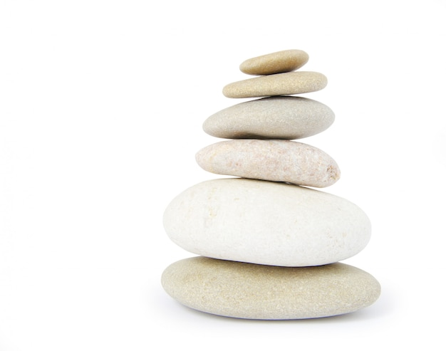 Pile de pierres