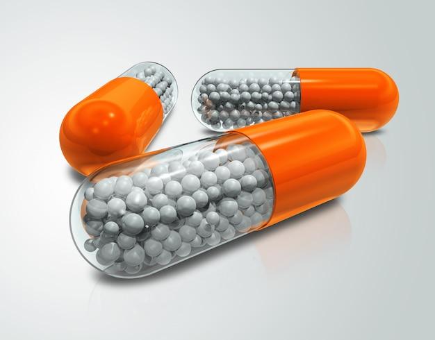 Pilule capsule