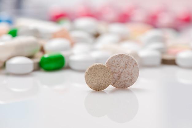 Pilules et comprimés