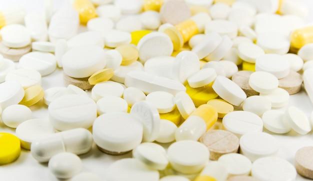 Les pilules se bouchent