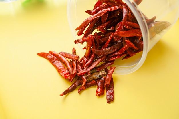 Piments chili