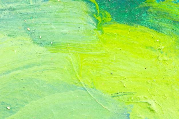 Pinceau abstrait texturé pour le fond.