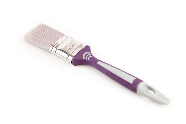 Pinceau violet